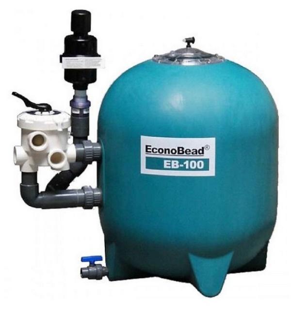 Aquaforte Econobead gyöngyszűrő EB-100