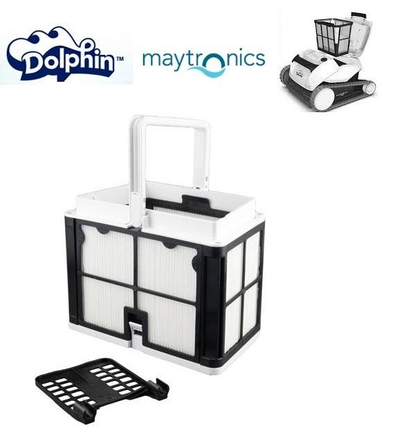 Dolphin robot porszívóhoz ultra finom szűrőkosár (E10, E20, S50, S100) 9991460 - </b>Nem raktári termék