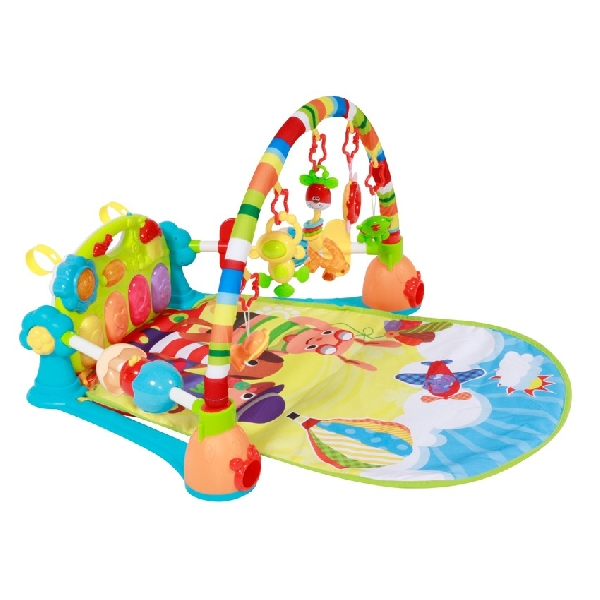Lorelli Lorelli Toys játszószőnyeg - Adventure, zenével,fényekkel