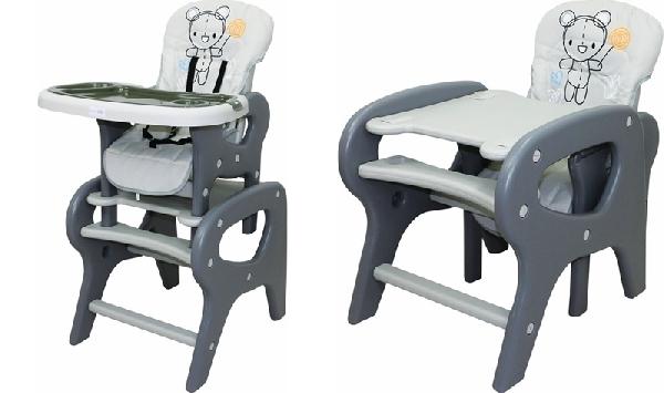 Freeon Funny asztallá+székké alakítható multifunkciós etetőszék