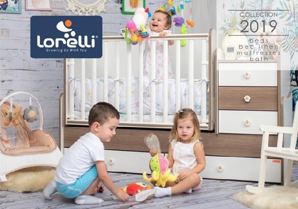 Lorelli Maxi Plus ringatható kombi ágy 70x160
