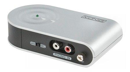 Két irányú USB / Audió átalakító RIAA korrektorral TT-USB/100