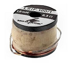 1,0mH  30 /  60W LSIF-100/1