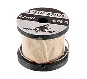 4,7mH  30 /  60W LSIF-470/1