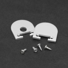 LED aluminium profil végzáró (410-20hoz) 410-20E