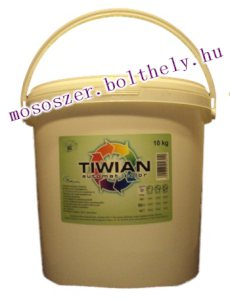 Tiwian color mosópor 10-kg vödrös