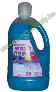 Wash Taps folyékony mosószer, mosógél color 4.5 L. (kék)