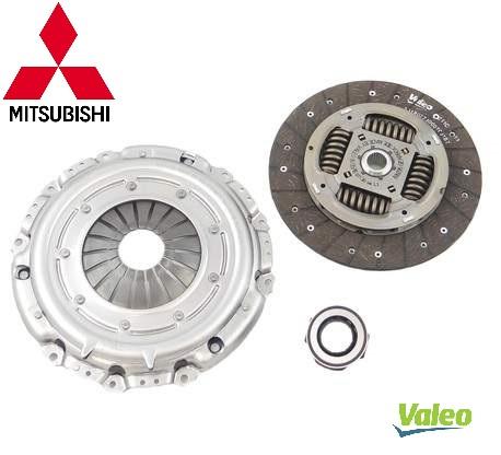 Kuplungszett VALEO Mitsubishi L200 96-> (K74)