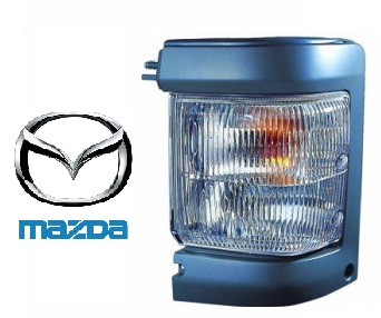 Index, irányjelző bal Mazda E2200 első (keretes)