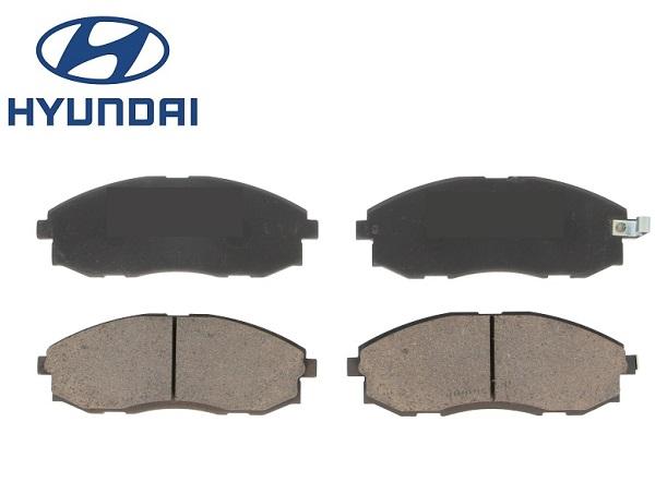 Hyundai H1 első fékbetét garnitúra