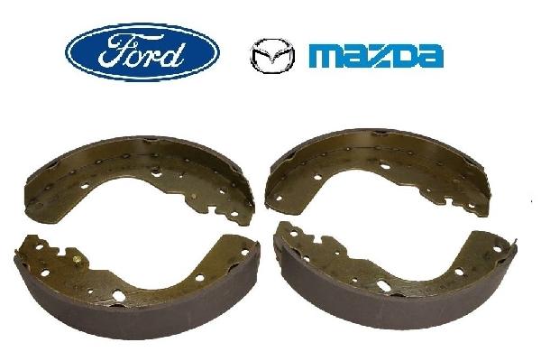 Fékpofa garnitúra 295*55 Mazda Ford
