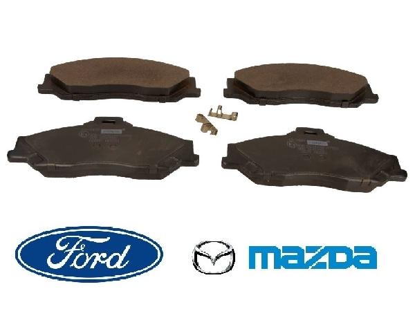 Fékbetét első 151mm Mazda B2500, BT-50, Ford Ranger