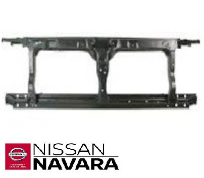 Homlokfal Nissan Navara D40
