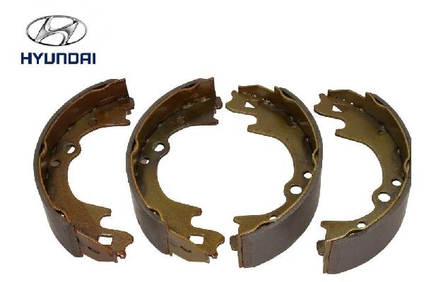Fékpofa garnitúra K2500/K2700, Mazda, Hyundai 220mm