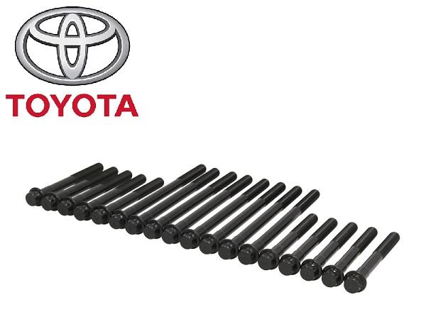 Hengerfejcsavar készlet Toyota D4-D Hilux, Hiace, Dyna