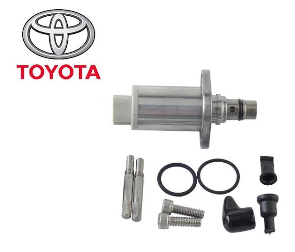 Toyota D4-D  magasnyomású szivattyú szelep, VCR szelep