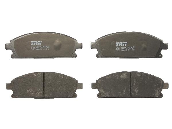 Nissan X-Trail első fékbetét TRW
