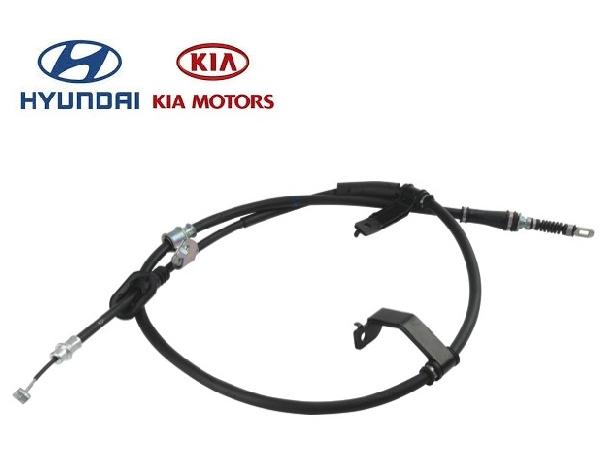 Kézifék kötél jobb hátsó Hyundai Tucson Kia Sportage