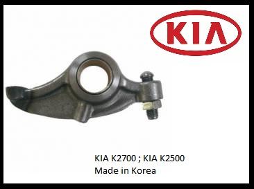 Kia K2700 szelephimba szívó és kipufogó