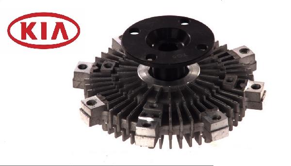 Kia K2700, Pregio viszkokuplung, ventilátor kuplung