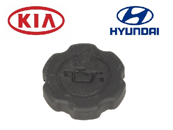 Kia Hyundai olajbeöntő sapka