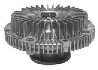 Viszkokuplung, hűtőventillátor kuplung Mazda B2500