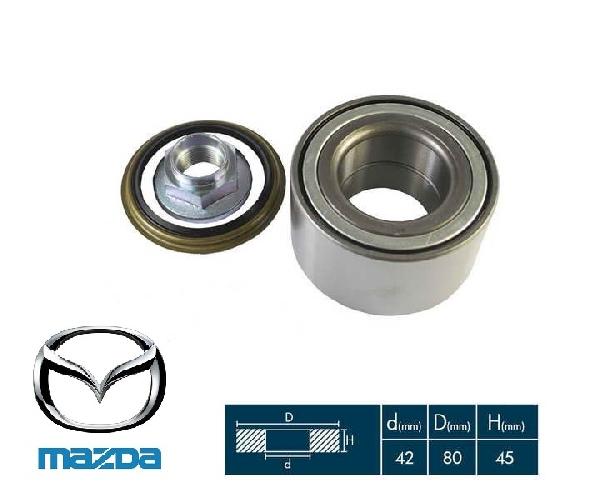 Mazda 6 2002-2007 első kerékcsapágy FAG