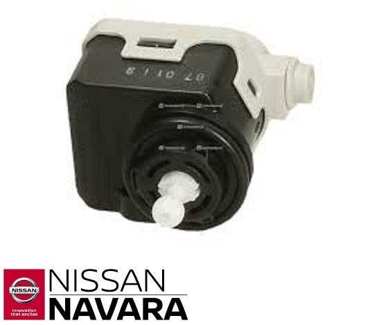 Fényszóró állító motor Navara D40