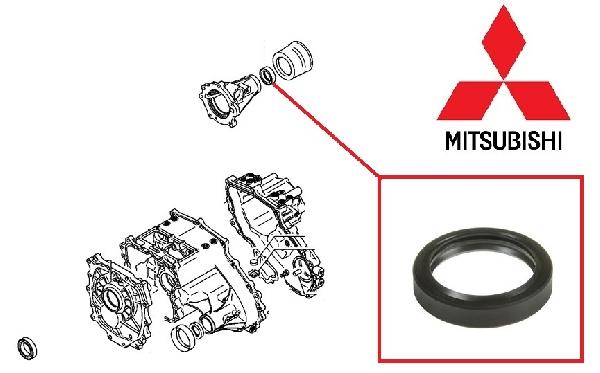 Szimering első osztóműszimering Mitsubishi L200 2006- (gyári)