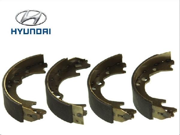 Fékpofa Hyundai H100 220*47