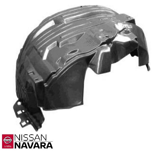 Dobbetét jobb első Navara D40