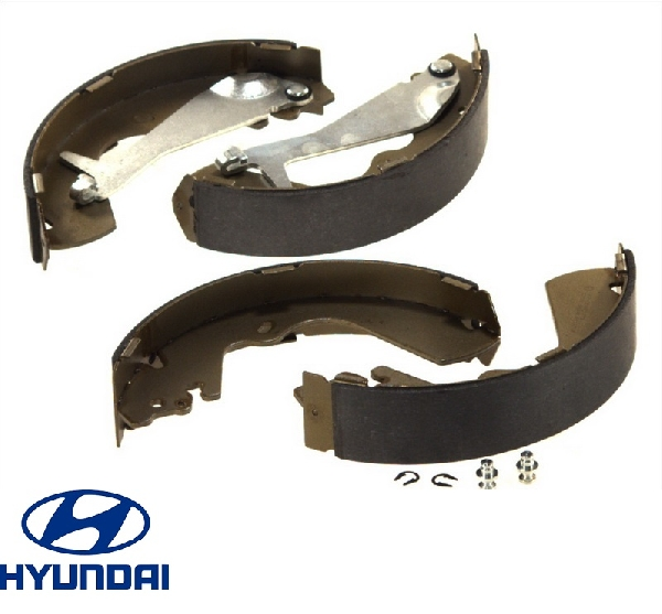 Fékpofa garnitúra Hyundai H1 270*53