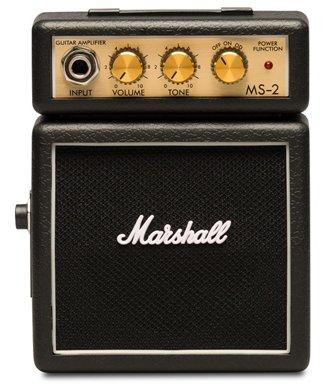 Marshall MS-2 C, BK, R szólógitár kombó erősítő