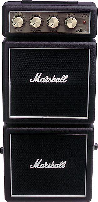 Marshall MS-4 szólógitár kombó erősítő