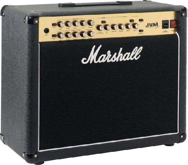 Marshall JVM-215C szólógitár kombó erősítő