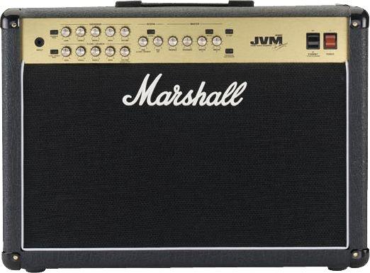 Marshall JVM-205C szólógitár kombó erősítő