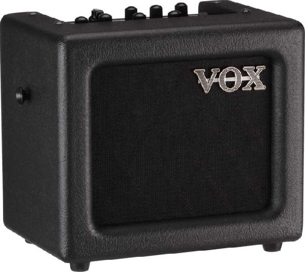 Vox MINI-3 szólógitár kombó erősítő