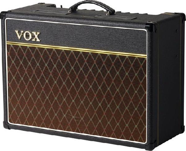 Vox AC-15C1 szólógitár kombó erősítő