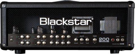 Blackstar Series One 200 gitár erősítő fej