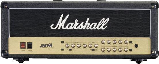 Marshall JVM-205H csöves gitár erősítő fej