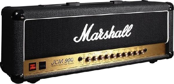 Marshall JCM900 gitár erősítő fej