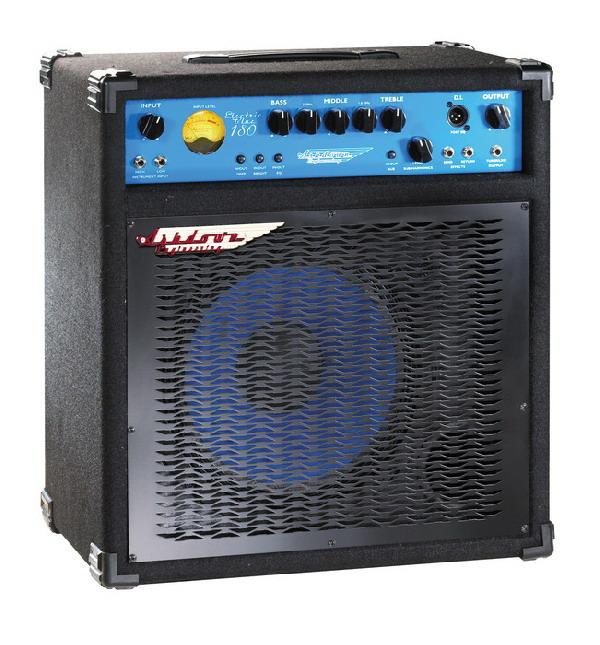Ashdown ELEC-BLU-15-180 basszusgitár kombó erősítő