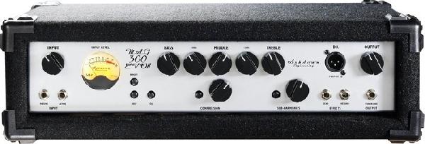 Ashdown MAG-300h basszusgitár erősítő fej