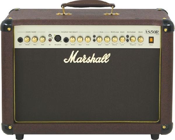 Marshall AS-50D akusztikus gitár erősítő