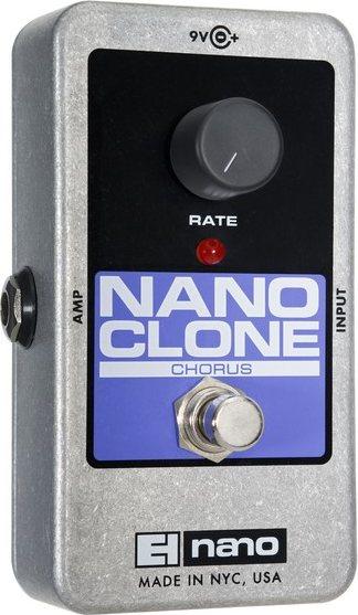 Electro-Harmonix Nano Clone - chorus effect effekt pedál
