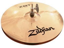 """Zidjian ZBT 14"""" Rock Hi-Hats"""