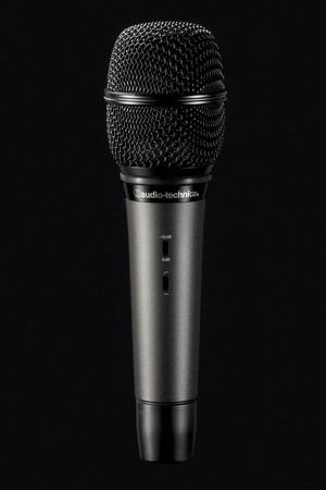 Audio-Technica ATM710 Kardioid kondenzátor kézi mikrofon