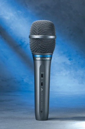 Audio-Technica AE3300 Kardioid kondenzátor kézi mikrofon