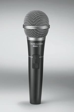 Audio-Technica PRO31QTR Kardioid dinamikus kézi mikrofon