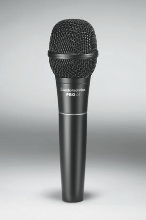 Audio-Technica PRO61 Hiperkardioid dinamikus kézi mikrofon